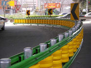 EVA Traffic Roller Rolling Guard Barrier Roller Safety Barrier Kinerja Tinggi